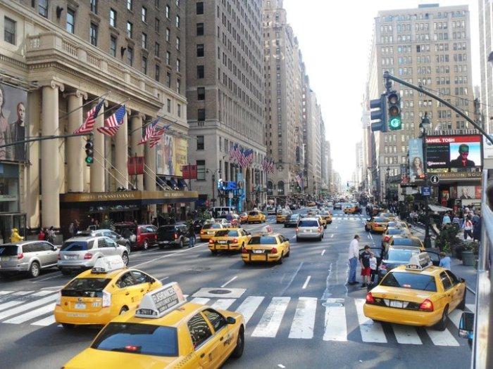NYC, October 2010
