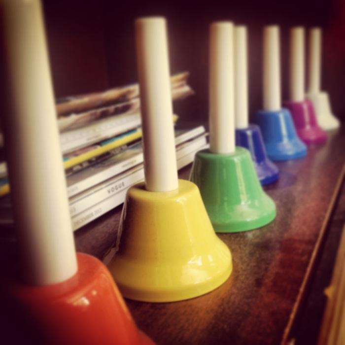 Musical bells
